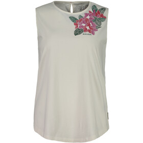 Maloja ClaudiaM. Top Damen vintage white